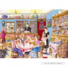Jigsaw puzzle 1000 pcs - Afternoon Tea  (by Gibsons)