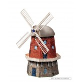 216 pcs - Windmill - Puzzle 3D (by Ravensburger)