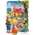 20 pcs - Hansel and Gretel (by Castorland)