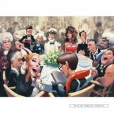 Jigsaw puzzle 500 pcs - The Captain's Table (by Gibsons)