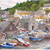 Jigsaw puzzle 1000 pcs - Cadgwith Cove  - Terry Harrison (by Gibsons)