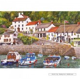 Jigsaw puzzle 1000 pcs - Lynmouth  - Terry Harrison (by Gibsons)