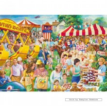 Jigsaw puzzle 1000 pcs - Cheese and Chutney (by Gibsons)