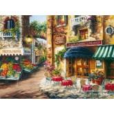 Jigsaw puzzle 3000 pcs - Bon Appetit (by Clementoni)