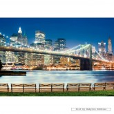 Jigsaw puzzle 2000 pcs - New York (by Clementoni)