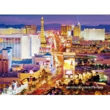 Jigsaw puzzle 6000 pcs - Las Vegas (by Clementoni)