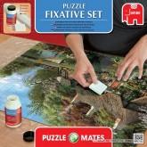 1000 pcs - Puzzle Mates Fixative Kit - Accessories (by Jumbo)