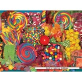 Jigsaw puzzle 500 pcs - Candy is Dandy (by Masterpieces)