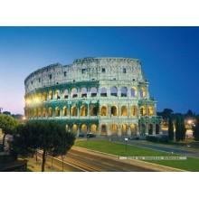 Jigsaw puzzle 1000 pcs - Colosseum Rome (by Clementoni)