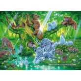 Jigsaw puzzle 1500 pcs - Mother Nature (by Clementoni)