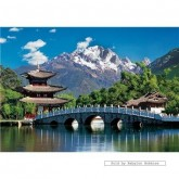 Jigsaw puzzle 2000 pcs - Lijang China (by Clementoni)
