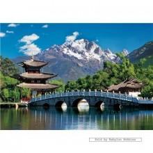 Jigsaw puzzle 2000 pcs - Lijang China (by Clementoni)