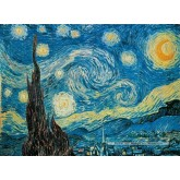 Jigsaw puzzle 2000 pcs - Starry Night - Van Gogh (by Clementoni)
