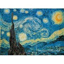 Jigsaw puzzle 2000 pcs - Starry Night - Van Gogh (by Clementoni)