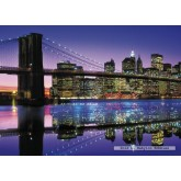 Jigsaw puzzle 3000 pcs - New York (by Clementoni)