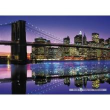 Jigsaw puzzle 3000 pcs - New York (by Clementoni)