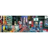 Jigsaw puzzle 1000 pcs - New York Times Square - Panorama (by Clementoni)
