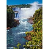 Jigsaw puzzle 1000 pcs - Iguacu Falls Argentina (by Clementoni)
