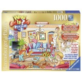 1000 pcs - Home make-over - 3 - What If (by Ravensburger)