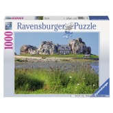 1000 pcs - House in Brittany (by Ravensburger)