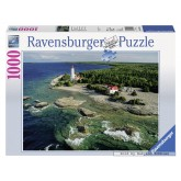 1000 pcs - Lighthouse - Bruce Peninsula (by Ravensburger)