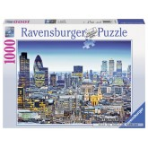 Jigsaw puzzle 1000 pcs - Above the Rooftops in London (by Ravensburger)