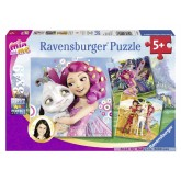 Jigsaw puzzle 49 pcs - Mia and Me (by Ravensburger)