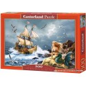 500 pcs - The Mysteries of the Sea (by Castorland)