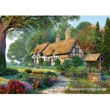 Jigsaw puzzle 1500 pcs - Magic Place (by Castorland)