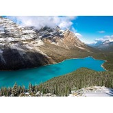 Jigsaw puzzle 1500 pcs - Peyto Lake, Banff National Park (by Castorland)