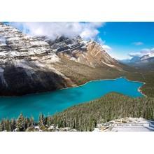Jigsaw puzzle 1500 pcs - Peyto Lake, Banff National Park (by Castorland)