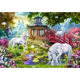 Jigsaw puzzle 1500 pcs - Unicorn Summer (by Castorland)