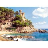 Jigsaw puzzle 1000 pcs - Lloret de Mar (by Castorland)