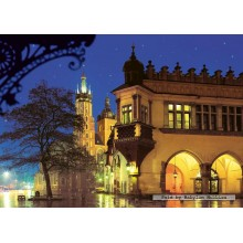Jigsaw puzzle 1000 pcs - Cracow, Poland (by Castorland)