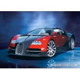 Jigsaw puzzle 1000 pcs - Bugatti Veyron 16.4 (by Castorland)