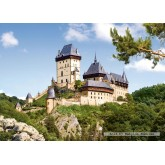 Jigsaw puzzle 1000 pcs - Karlstein Castle, Czech Republic (by Castorland)