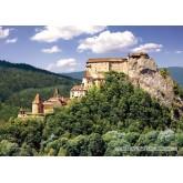 Jigsaw puzzle 1000 pcs - Orava castle, Tatras, Slovakia  (by Castorland)