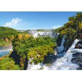 Jigsaw puzzle 1000 pcs - Iguazu Falls, Argentina (by Castorland)