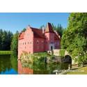 1000 pcs - Cervena Lotha Castle, Czech Republic (by Castorland)