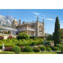 1000 pcs - Vorontsov Palace, Crimea (by Castorland)