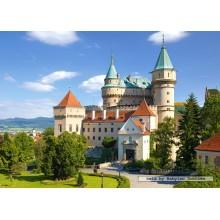 Jigsaw puzzle 1000 pcs - Bojnice Castle, Slovakia (by Castorland)