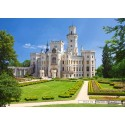 1000 pcs - Hluboka Castle, Czech Republic (by Castorland)