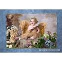 1000 pcs - Cupids Bow  (by Castorland)