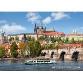 Jigsaw puzzle 1000 pcs - Prague, Czech Republic (by Castorland)
