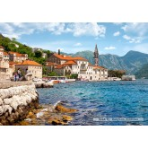 Jigsaw puzzle 1000 pcs - Perast, Montenegro (by Castorland)