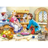 Jigsaw puzzle 260 pcs - Cinderella (by Castorland)