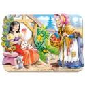 30 pcs - Snow White - Shaped (by Castorland)
