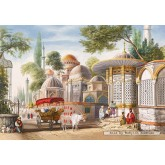 Jigsaw puzzle 1000 pcs - Sehzade Camii, Istanbul (by Castorland)
