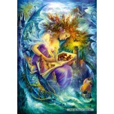 Jigsaw puzzle 1500 pcs - Fairy Book, Nadia Strelkina (by Castorland)