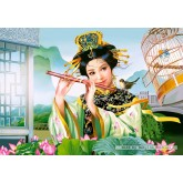 Jigsaw puzzle 1500 pcs - Far East Melody (by Castorland)